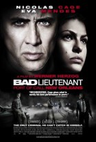The Bad Lieutenant movie poster