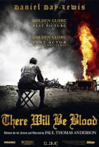 There Will Be Blood Movie cover
