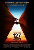127 Hours Movie cover