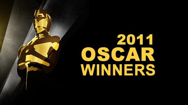 2011 Oscar Winners
