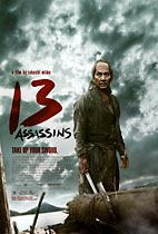 13 Assassins cover
