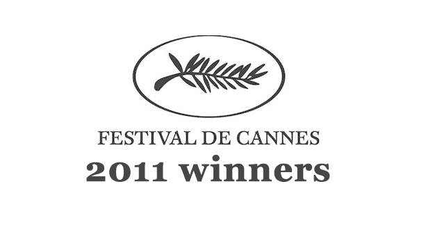 2011 Cannes Film Festival Winners Awards