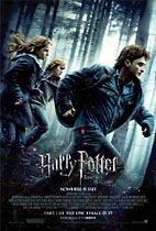 Harry Potter and the Deathly Hallows Part 1 movie poster