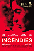 Incendies cover