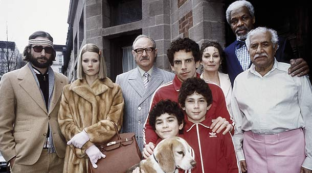 The Royal Tenenbaums movie review