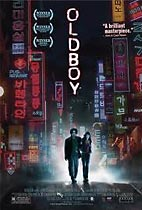 Oldboy Movie cover