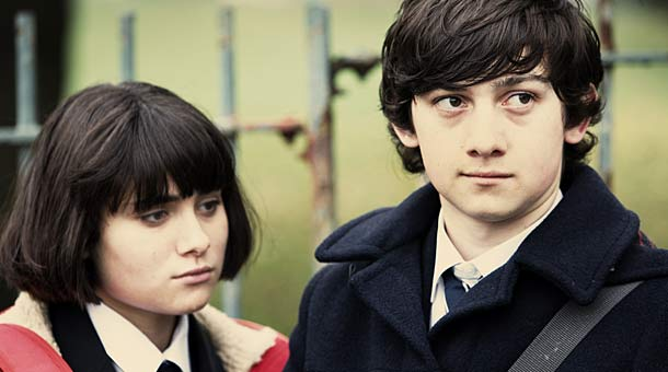 Submarine indie movie review