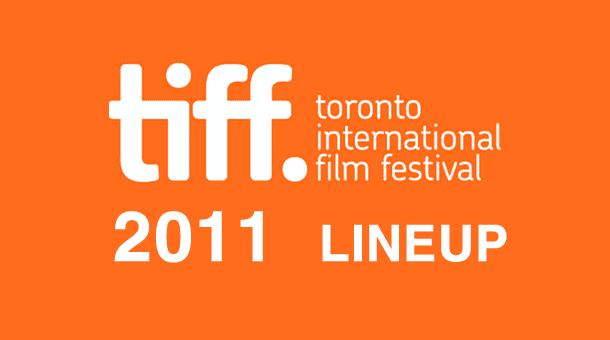 Toronto International Film Festival Lineup 2011