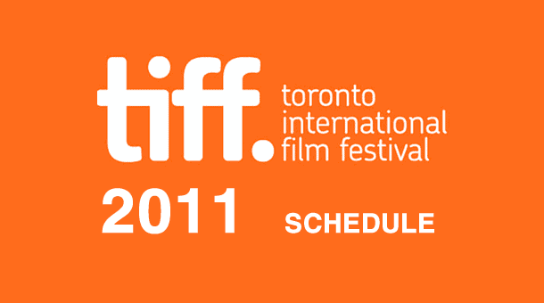Way Too Indie's TIFF 2011 Schedule