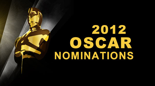 2012 Oscar Nominations Awards
