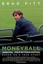 Moneyball Movie cover
