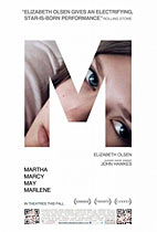 Martha Marcy May Marlene Movie cover