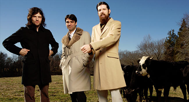 The Avett Brothers band