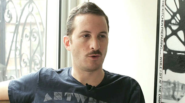 "Darren Aronofsky's next film will be ""Noah"""