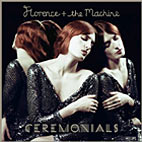 Florence + the Machine – Ceremonials album cover