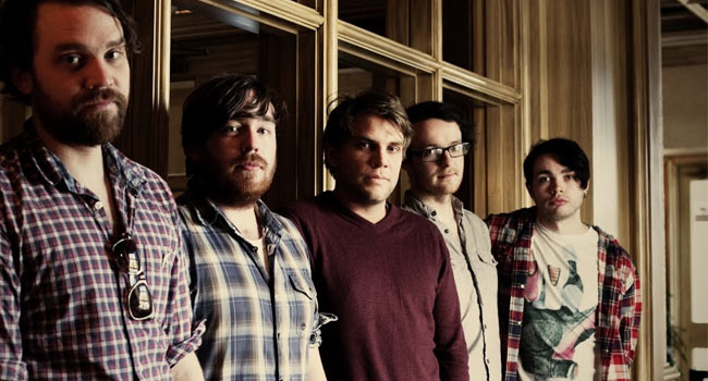 Frightened Rabbit band