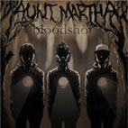 Aunt Martha – Bloodshot EP album cover