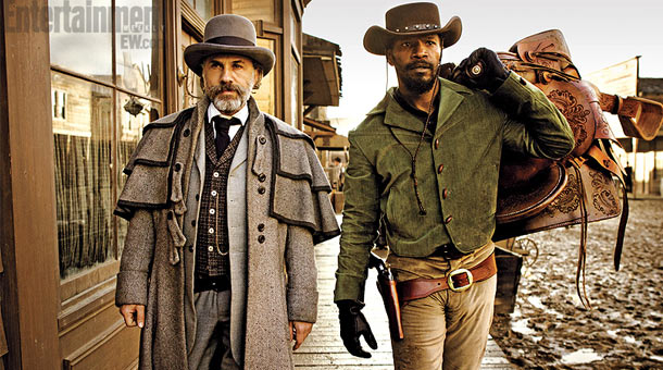 Movie News Roundup: Django Unchained Edition