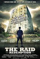 The Raid Redemption cover
