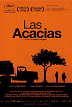 Las Acacias movie poster