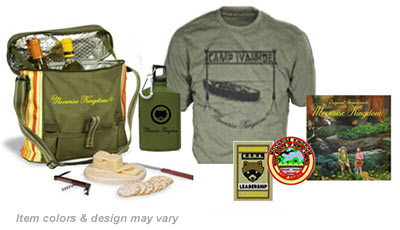 Moonrise Kingdom Prize Package