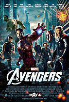 The Avengers Movie cover