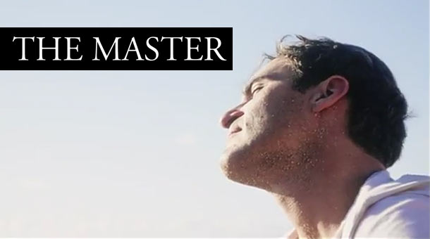 Watch: Teaser clip of The Master Trailer