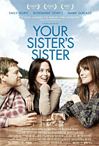 Your Sister's Sister Movie cover