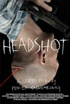Headshot cover