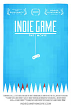 Indie Game: The Movie movie poster
