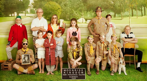 Movie News Roundup: Moonrise Kingdom Edition