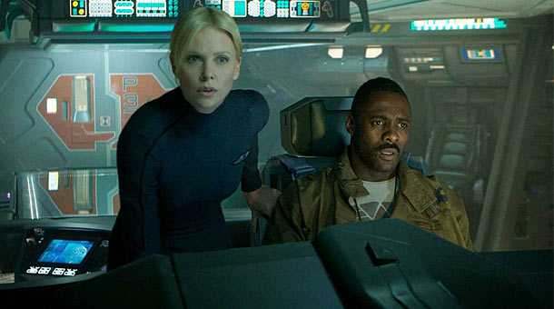Prometheus movie review