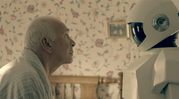 Watch: Robot and Frank Trailer
