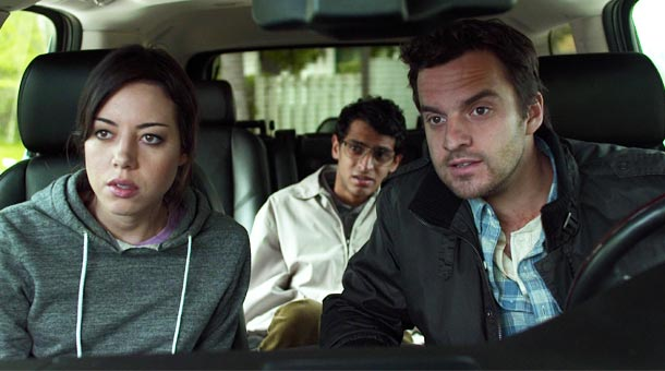 Watch: Safety Not Guaranteed trailer Trailer