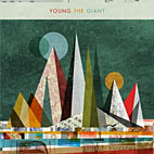 Young the Giant – Young the Giant album cover