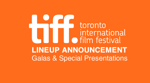 Toronto International Film Festival 2012 Lineup Revealed: Galas & Special Presentations