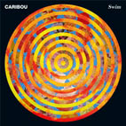 Caribou – Swim album cover