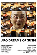 Jiro Dreams of Sushi poster