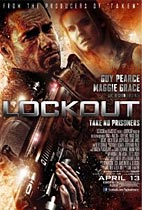 Lockout Movie cover