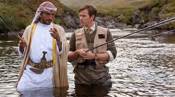 Salmon Fishing in the Yemen movie review