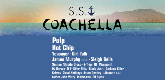 Coachella Announces Music Festival Cruise