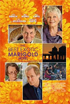 The Best Exotic Marigold Hotel cover