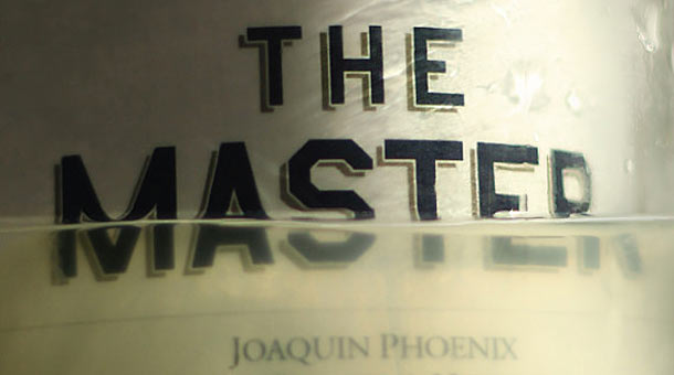 Paul Thomas Anderson's The Master Movie Poster