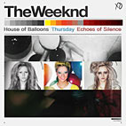 The Weeknd – House of Balloons/Thursday/Echoes Of Silence movie poster