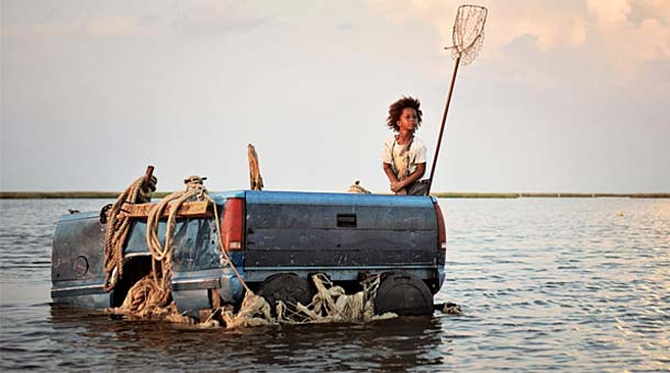 Beasts of the Southern Wild Hushpuppy