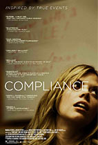 Compliance movie poster