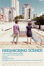 Neighboring Sounds poster