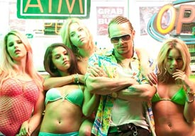 Spring Breakers Movie
