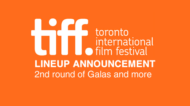 Toronto International Film Festival adds plenty more to its lineup