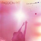 Passion Pit – Gossamer album cover